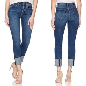 Level 99 • NWT Sloan High Rise Button Fly Jean